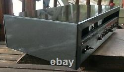 Vintage 1955 Sansui PR-330 Mono Tube Pre-Amplifier Untested