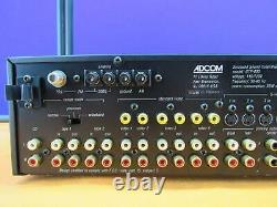 Vintage Adcom Surround Sound Tuner Pre-Amplifier Model GTP-600