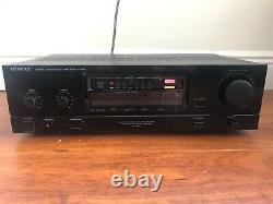 Vintage Kenwood KA-89 Stereo Control Pre Amplifier & Equalizer Receiver-Powerful