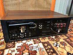 Vintage Kenwood KR-8010 AM/FM Receiver Amplifier Stereo Made in Japan Amp