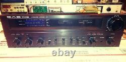 Vintage Sae Two A7 Integrated Amplifier-Preamp PARTS PLASTIC FEET