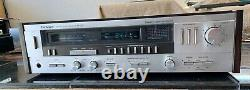 Vintage TECHNICS SA-225 Receiver Amp + Pre Amplifier + Tuner with Phono Tested