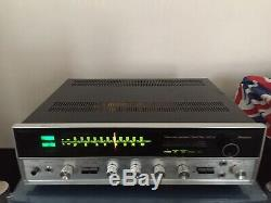 VintageAudioHifi Sansui 5000A Amplifier / Receiver FM/AM/Phono Serviced