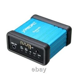 Wireless Bluetooth Audio Receiver Decoding Box Preamp Amplifier With Power Isola