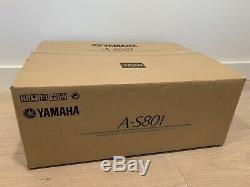 YAMAHA A-S801 Receiver (Black) 100Wx2 USB DAC