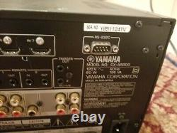 Yamaha Aventage CX-A5000 11.2 Channel Home Theater Pre-Amplifier bad hdmi port