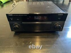 Yamaha CX-A5000 Aventage AV Pre Amplifier processor (Works Perfectly)