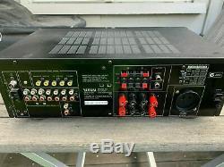Yamaha Natural Sound Av Receiver Rx-v492
