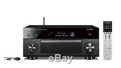 Yamaha RX-A2050 9.2-Ch AV Receiver Wi-Fi Bluetooth Alexa RXA2050 NEW