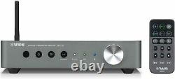 Yamaha Wireless Streaming Amplifier with Bluetooth MusicCast Preamplifier, WXC-5