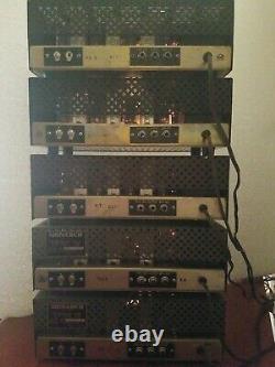 1 Monarch Fm-100, Récepteur D'accordeur De Tube Mono Fm, Vintage, Pour Préampli/amplificateur Audio
