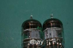 5670 Jhs (2c51) Sylvania Nos Nib Audio Receiver Pre-amplificateur Vacuum Tubes Paire
