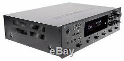 6000w 7.2ch 12 Président 6 Zone Stéréo Numérique Audio Power Amp Amplificateur Récepteur