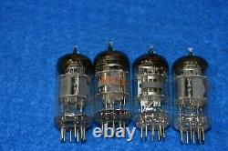 6cu8 Rca Nos Audio Receiver Pré-amplificateur Vacuum Tubes Quad