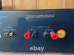 Adcom Gfa-545 Amplificateur De Puissance De 2 Canaux Pré-ampli Récepteur Vintage Audio Rare