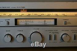 Akai Aa-récepteur Stéréo R20 Salut-fi Séparée Avec Amplificateur Phono Japan