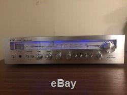 Akai Amplificateur Récepteur Stéréo Cru Aa-1125 Excellent État