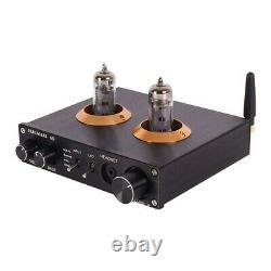 Amplificateur De Puissance Hifi De Préamplificateur De Tube Bluetooth 5.0 Récepteur De Carte Son Usb M9