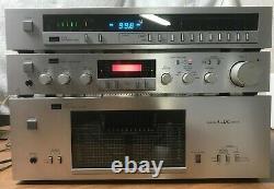 Amplificateur De Puissance Sansu B-77, Pré-amplificateur Stéréo C-77, Tuner T-77