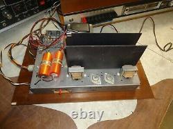 Amplificateur Stéréo Rca Victor + Tuner Pre-amp Model St-14, 2 Peaces