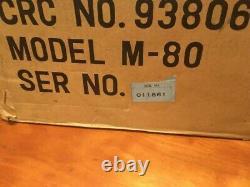 Amplificateur Yamaha M-80 Et Préampli C-80