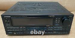 Amplifieur De Récepteur Av Pioneer Préamplificateur Stereo Vsx-9500s Phono! C903 V