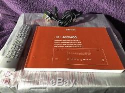 Arcam Fmj Avr400 Série Dolby 7.1 Canaux 5 Entrée Hdmi Récepteur Intégré