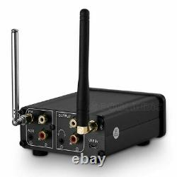 Audio Preamp Hifi Bluetooth 5.0 Récepteur Dac Stereo Usb Music Fm Radio Amplificateur