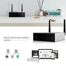 Audio Wifi Et Bluetooth Amplificateur Et Récepteur Sans Fil Arylic A50 Musique