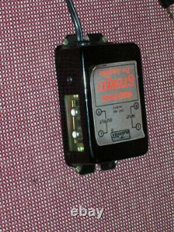 Audiotex Solid State Stereo Pré-amplificateur. Testé