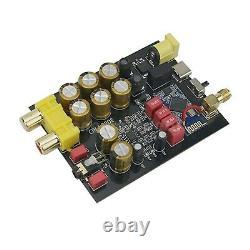 Bluetooth 5.0 Receiver Board Hifi Préampli Module +antenne Pour Amplificateur Aptx Voiture