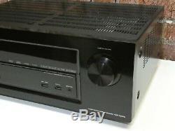 Boxé! Denon Avr-x2000 Dolby 7.1 4k, 3d Réseau Récepteur Av Amplificateur