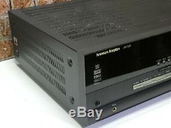 Boxé! Harman Kardon Avr 5550 Dolby 7.1 Canaux Amplificateur Récepteur + Accessoires