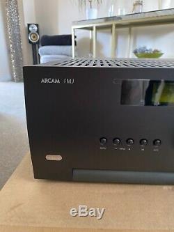 Brand New Arcam Fmj Avr550 Récepteur Av (noir)
