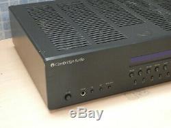 Cambridge Audio Topaz Sr10 De Stereo Integre Amplificateur Récepteur