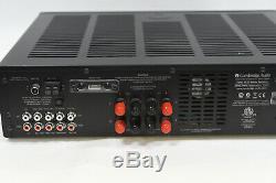 Cambridge Audio Topaz Sr10 Récepteur Stéréo Amplificateur 85wx2 Rms