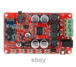 Carte D'amplificateur Bluetooth Tda7492p Préamplificateur De Récepteur Audio Bluetooth Rse4.0