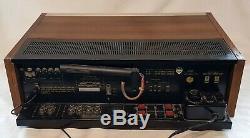 Classique Pioneer Sx-650 Stéréo Récepteur Stéréo Intégré Amplificateur Phono Gwo Qq
