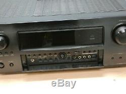 Denon Avr-3310, 5 Hdmi Entrée Dolby 7.1 Réseau Récepteur De Home Cinema Amplificateur