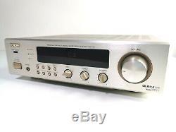 Denon Dra-f100 Amplificateur Stéréo Avec Radio Am / Fm