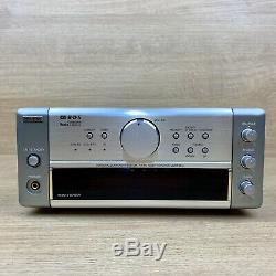 Denon Udra-m10 Vintage Salut Fi Séparée Récepteur Amplificateur Stéréo Intégré