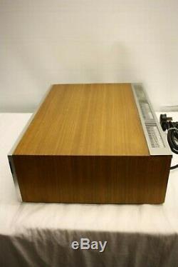 Fuite Delta 75 Amplificateur Am Fm Récepteur Made In England Cassé Sur Le Bouton Off