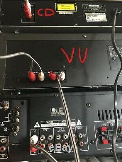 Gross Vu-mètre Für Anzeiger Verstärker Récepteur Tonbandmaschienen Studer Revox