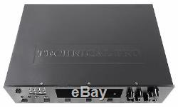 H12x500ubt Pro Technique 6000w 6-zone 12 Haut-parleurs De Cinéma Maison Récepteur Bluetooth