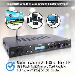 Home Cinéma Amplificateur Audio Récepteur Système Audio Sans Fil Withbluetooth Streming