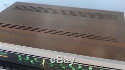Huit Sansui 8 Récepteur Holzgeäuse / Woodcase