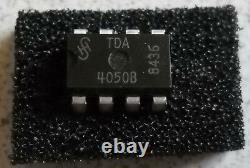 IC Tda4050b Ir Receiver Preamplifier, 1 Stück Nos, Siemens