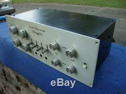 Impressionnant Marantz 7t Control Console Stéréo Préamplificateur Testée