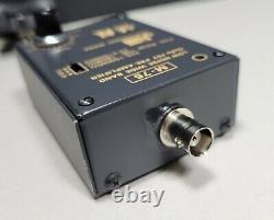 Jim M-75 Préamplificateur De Bruit Faible Watson Wrp 125 Scanner De Récepteur Ham Radio Lot