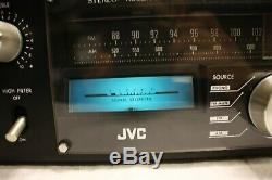 Jvc Fm Am Récepteur Stéréo Jr-s50 Amplificateur Tuner Entrée Phono Jr S50 Vintage